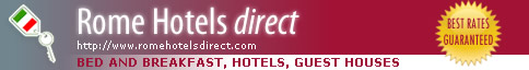 Rome Hotels Direct